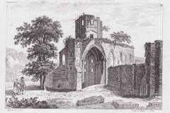 Eglise Abbatiale détruite