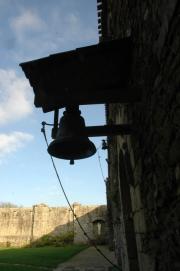 Cloche de l'abbaye de la Grainetière