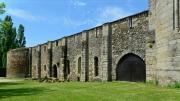 Galerie Est de l'abbaye