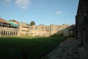 Galeries Ouest et Nord de l'abbaye