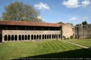 Galerie Ouest et Nord de l'abbaye