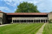 Galerie Ouest de l'abbaye