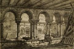 Gravures et Estampes de l'abbaye