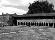 Galerie Ouest de l'abbaye et Réfectoire
