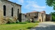 La Galerie Sud de l'abbaye