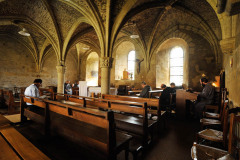 Salle capitulaire