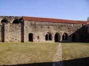 Galerie Est de l'Abbaye de la Grainetière