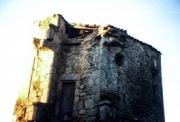 La Tour de l'abbé avant sa restauration