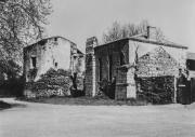 La Tour de l'abbé et le réfectoire de l'abbaye