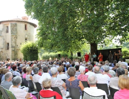 1.000 spectateurs au concert du 15 août à l'Abbaye !