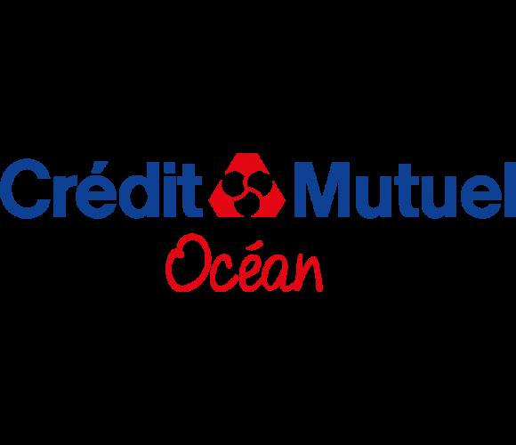 Logo du Crédit Mutuel Océan